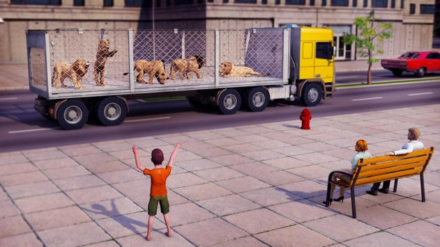 Rescue Animal Transport - Wild Animals Simulator screenshot 2