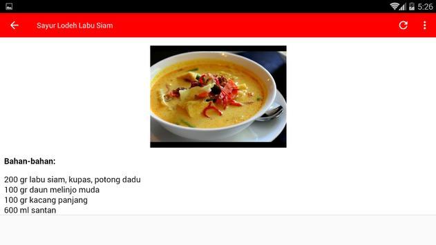Resep Masakan Sehari-hari screenshot 12