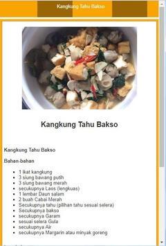 Resep Bakso Pilihan screenshot 4