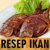 Resep Ikan icon