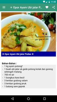 Resep Opor Ayam Khas Indonesia screenshot 3
