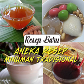 New recipe: traditional drink icon