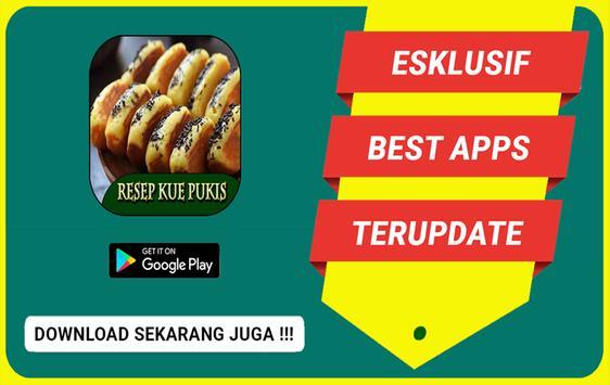 Resep Kue Pukis screenshot 2