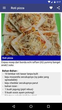 Aneka Resep Pizza screenshot 2