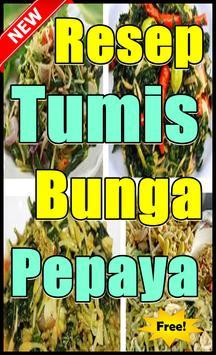 Resep Tumis Bunga Pepaya Ampuh Agar Tidak Pahit screenshot 2