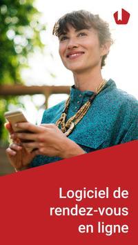 Reservio - Logiciel de rendez-vous en ligne Affiche