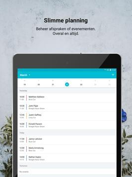 Reservio - Online reserverings systeem screenshot 9