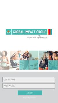 Global Impact Group poster