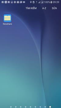 Resshare poster