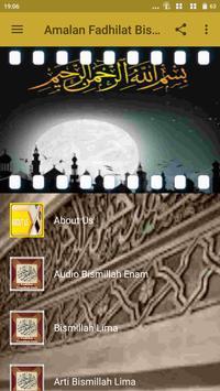 Amalan Fadhilat Bismillah Lima screenshot 2