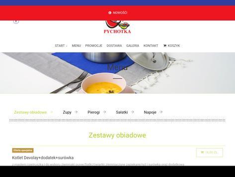 F.H.U Cateringowa Pychotka screenshot 4