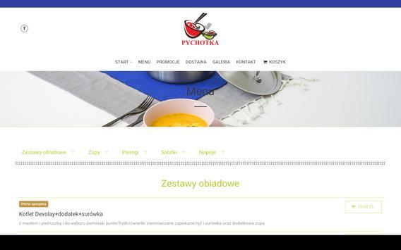 F.H.U Cateringowa Pychotka screenshot 2