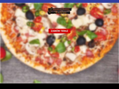 Restaurant Ambiente screenshot 5