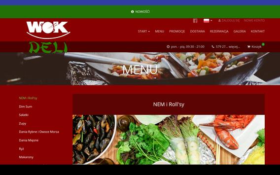 Restauracja Wok Deli screenshot 2