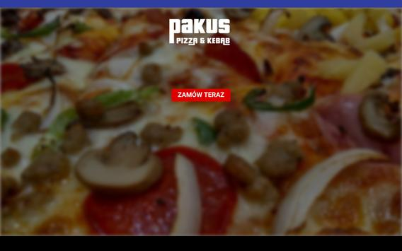 Pakus Pizza&Kebab screenshot 3