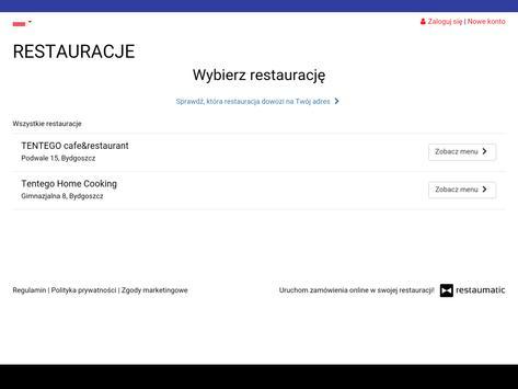 Tentego cafe&restaurant screenshot 4
