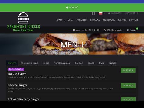 Zakręcony Burger screenshot 4