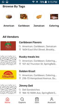 Restaurant Callhubb - Food Delivery screenshot 3