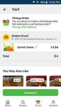 Restaurant Callhubb - Food Delivery screenshot 4