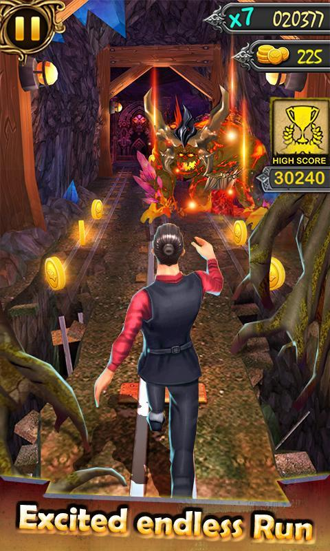 Lost Temple Endless Run For Android Apk Download