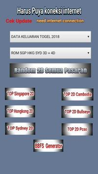 Data Keluaran Togel Full screenshot 7