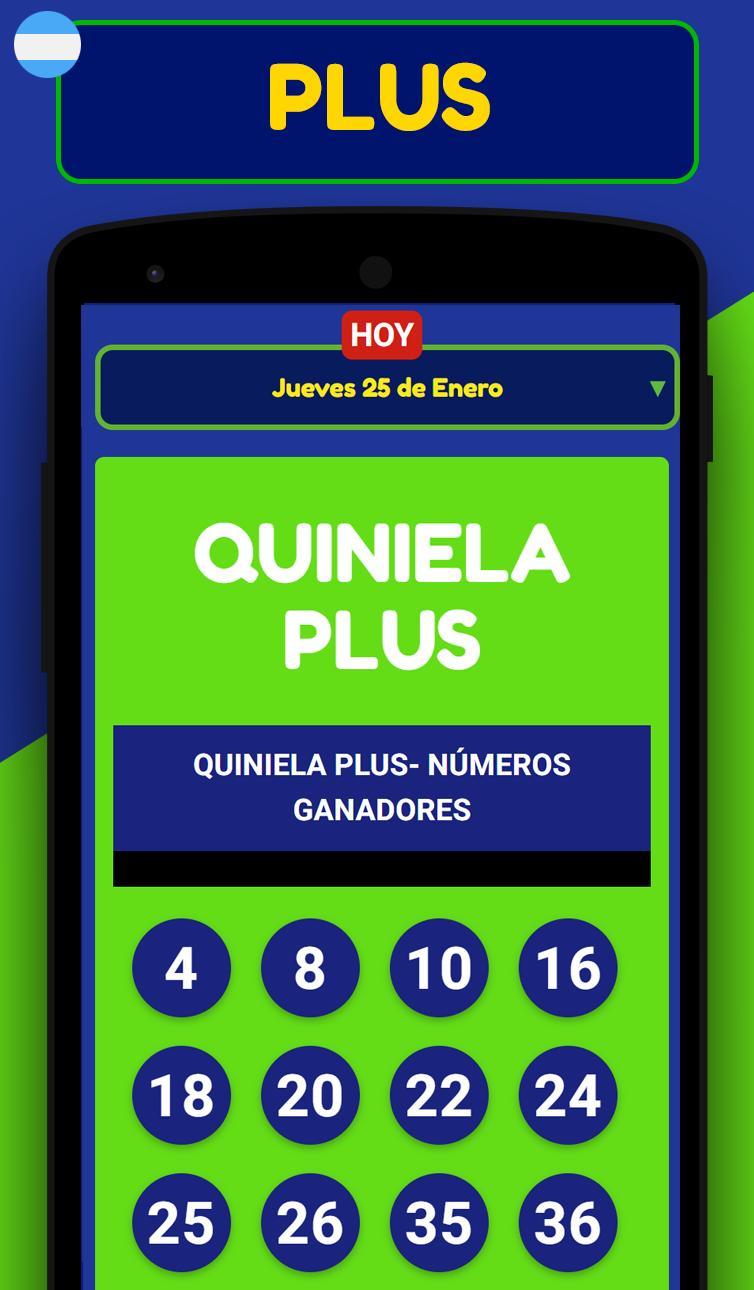 QUINIELA ¿Qué Salió? for Android - APK Download