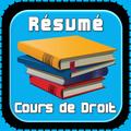 Resume Des Cours Droit