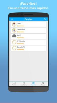 IPTV Player Newplay captura de pantalla 1
