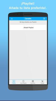 IPTV Player Newplay captura de pantalla 2
