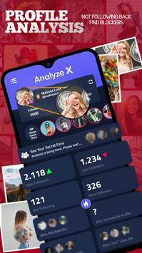 Analyze X poster