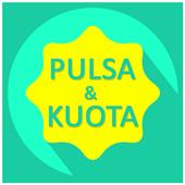 Cek Pulsa & Kuota icône