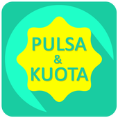Cek Pulsa & Kuota icono