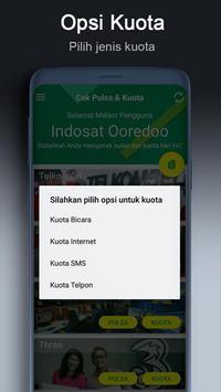 Cek Pulsa & Kuota screenshot 4