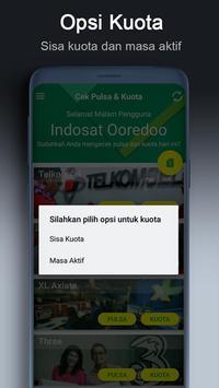Cek Pulsa & Kuota screenshot 5