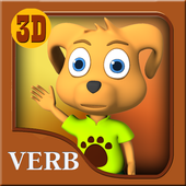 English Verbs for Kids-Part 1 icon