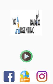 Radio Yo Argentino poster