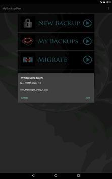 My Backup स्क्रीनशॉट 11