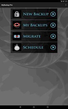 My Backup स्क्रीनशॉट 12