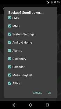 My Backup स्क्रीनशॉट 15