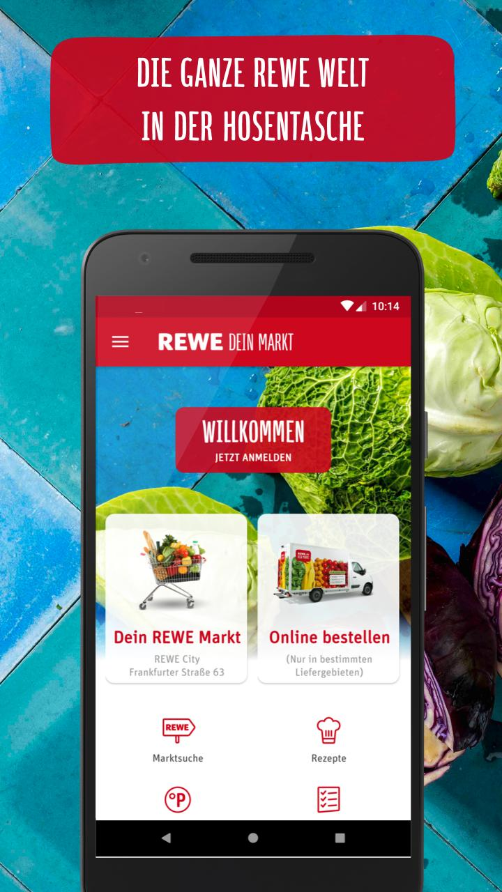 Rewe For Android Apk Download