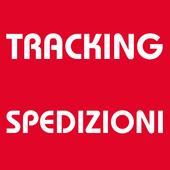Icona Tracking spedizioni con brt