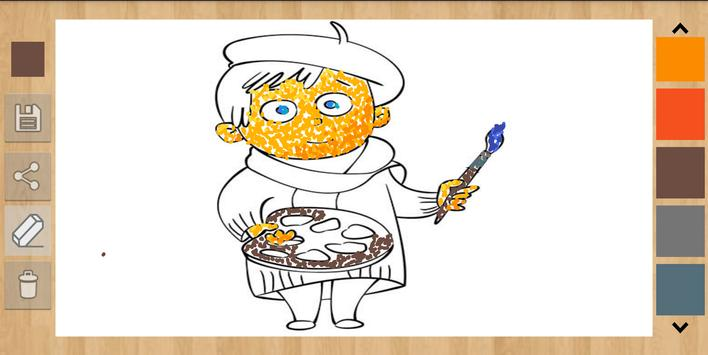 Coloring pages screenshot 15