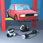 Ретро гараж - Симулятор механика иконка
