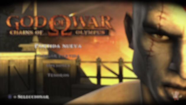 Emulator for God War and tips poster