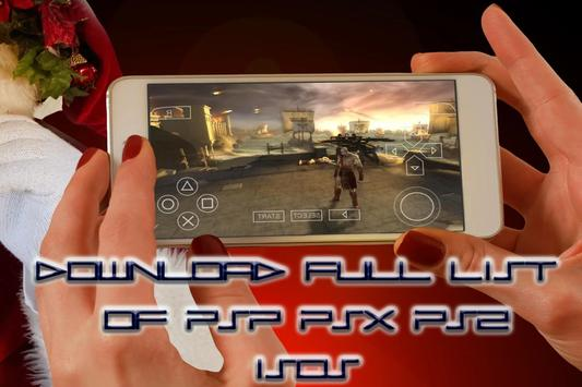 ROMS: PSP PSX PS2 NDS GBA N64 SNES for Android - APK Download