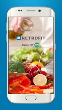 Retrofit Healthy Living poster