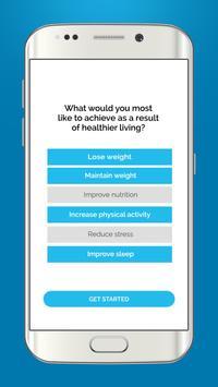 Retrofit Healthy Living screenshot 1