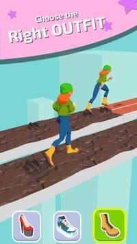 Shoe Race screenshot 2