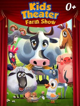 Kids Theater: Farm Show🎵🐮❤️️ poster