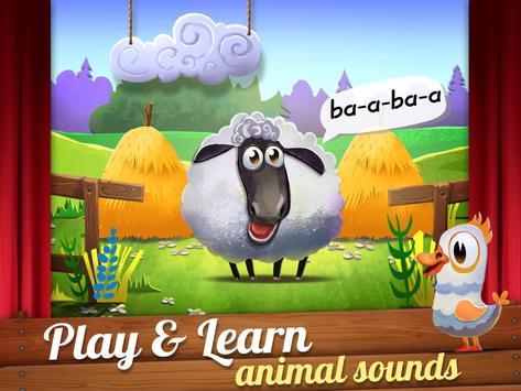 Kids Theater: Farm Show🎵🐮❤️️ screenshot 10